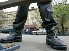 Гражданин Нигерии напал на соотечественника в Киеве