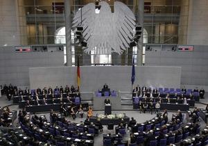 Правящий в Германии блок выступает против изоляции Украины
