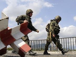 Южная Осетия: Вблизи нашей границы Грузия ввела спецназ