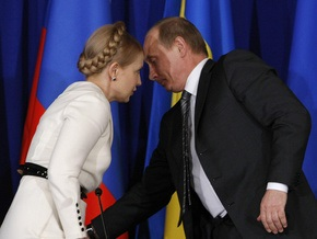 За Украину: Тимошенко в Кремле устроили смотрины перед президентской кампанией