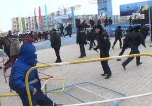 В Жанаозене отменили чрезвычайное положение