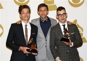 Грэмми: лучшей песней года стала композиция группы fun. We Are Young