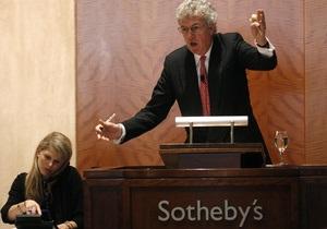 Sotheby s провел самый прибыльный аукцион в своей истории