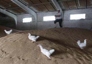 Украина намолотила 50 миллионов тонн зерновых