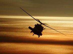 В Испании разбился пожарный вертолет: оба пилота погибли