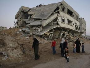 Израильские самолеты обстреляли туннели на юге сектора Газа