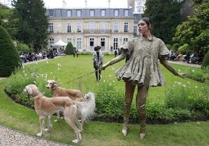 Фотогалерея: Haute Couture осень-зима 13/14. Самые яркие моменты