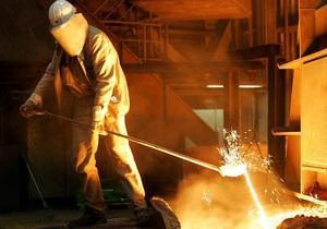 В ноябре Украина снизила выплавку стали