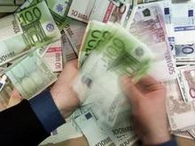 Евро рекордно упал