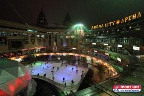 На ледовой арене Sport Life были проведены бесплатные мастер-классы по фигурному