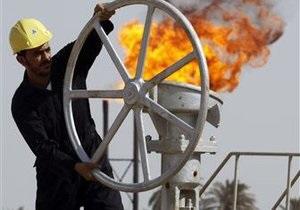 Мировые цены на нефть снижаются второй день подряд