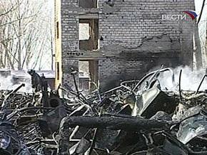 Жертвами пожара в Астраханской области стали 15 человек