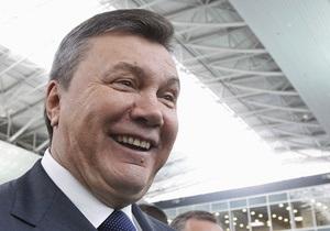 Завтра Янукович третий раз за месяц посетит родной Донбасс