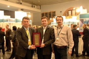 Итоги Cisco Ехро-2010: проект компании  Софтлайн  признали лучшей разработкой года