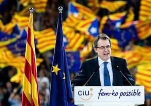 На выборах в Каталонии победили националисты