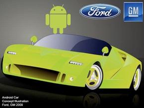 В США Ford и GM анонсировали автомобили на базе Google Android