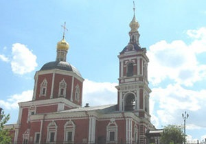 Из храма в центре Москвы украли около трех миллионов рублей
