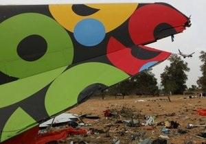 Черные ящики А330, разбившегося в Триполи, расшифруют во Франции