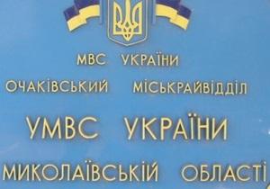В Очакове вандалы спилили на металлолом части памятника над братской могилой времен ВОВ