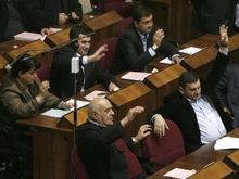 Парламент Грузии отменил договора о пребывании страны в СНГ