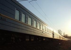 СМИ: Проводники поезда Киев-Ужгород убили пассажирку