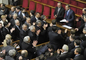 Коалиция пополнилась депутатом от БЮТ