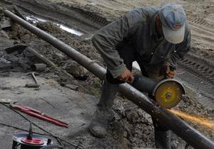 Киевгаз заменит газовые сети в столице