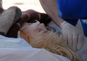СМИ: На похороны Оксаны Макар пришли около тысячи человек
