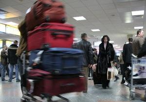Аэропорт Жуляны планирует построить новый терминал к 2012 году