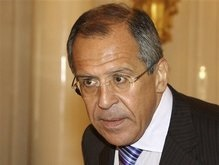 Лавров: У России нет планов свергать Саакашвили