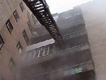 В Луцке в одном из общежитий произошел пожар. Есть пострадавшие