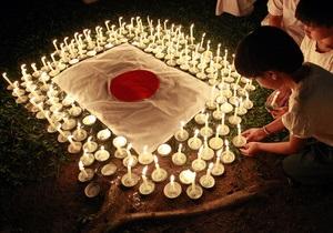 Число жертв землетрясения в Японии увеличилось до 12,7 тысяч человек