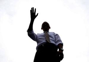 Обама официально согласился стать кандидатом в президенты США
