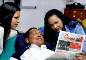 Власти Венесуэлы винят врагов в болезни Уго Чавеса