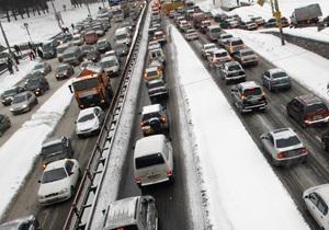 В парламенте зарегистрирован законопроект, который может уменьшить пробки в Киеве