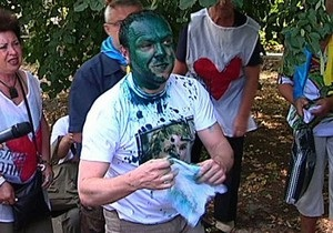 Кернес - Власенко: Зеленка - это акция политического самопиара