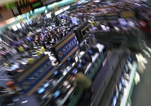 Индекс Dow Jones вернулся к докризисным значениям