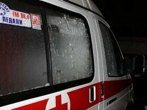 В Москве водитель джипа обстрелял машину скорой помощи