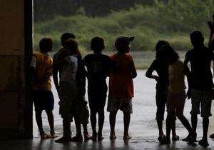 69 миллионов детей не имеют возможности ходить в школу