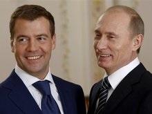 Глава ЦИК объявил Медведева победителем президентских выборов