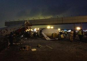 Ту-204: разбор завалов на месте катастрофы закончился
