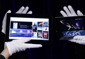 Аналитики прогнозируют рост количества планшетов в Западной Европе