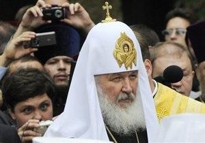 Патриарх Кирилл: Палестинское государство будет одним из гарантов мира на Святой земле