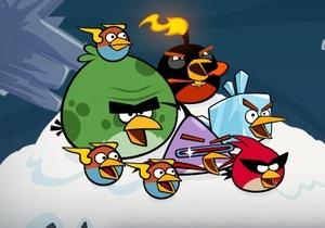 В Angry Birds с помощью гигантской рогатки играли через Босфор
