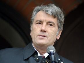 1 ноября Ющенко собирает митинг на Софийской площади