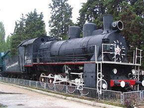 В Севастополе пытались украсть памятник легендарному бронепоезду Железняков