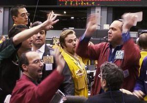 Индекс Украинской биржи взлетел к концу торгов
