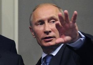Reuters: Путин позволил себе остаться на четвертый срок