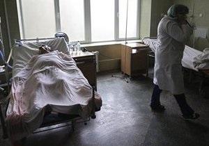 Есть подозрение  на заболевание холерой еще у одного человека в Мариуполе