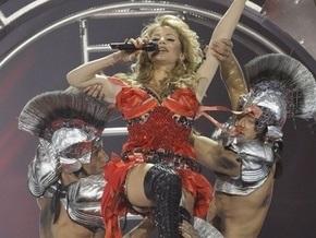 Светлана Лобода в финале Евровидения-2009